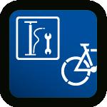 Fahrradservice-Box
